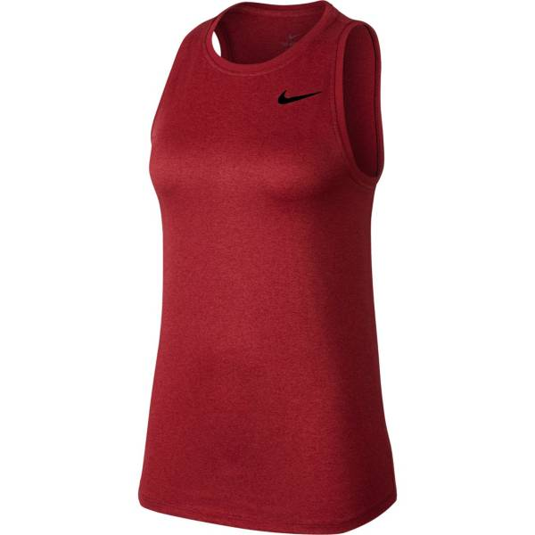 Nike Women's Dri-FIT Legend Fashion Heather Training Tank Top product image