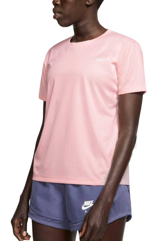 Nike Women's Miler Short Sleeve Running Top product image