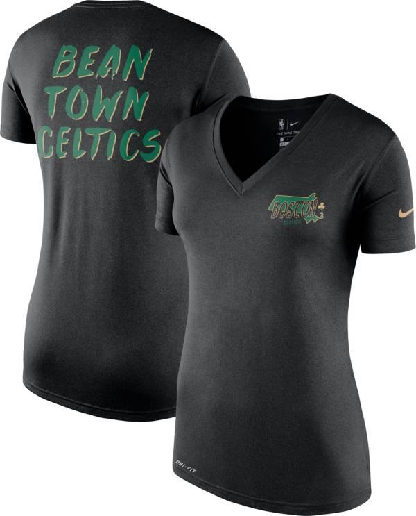 Nike Women's Boston Celtics Dri-FIT City Edition T-Shirt product image