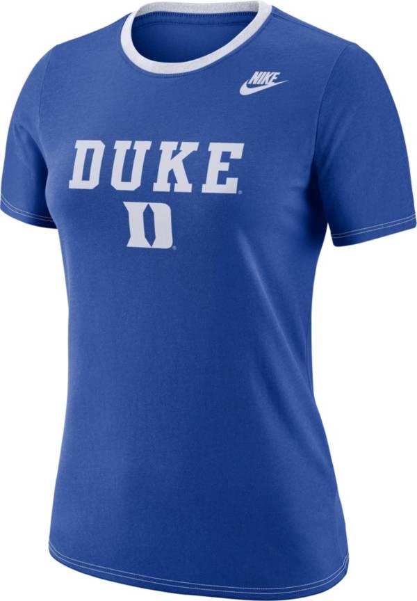 Nike Women's Duke Blue Devils Duke Blue Dry Crew Neck T-Shirt product image