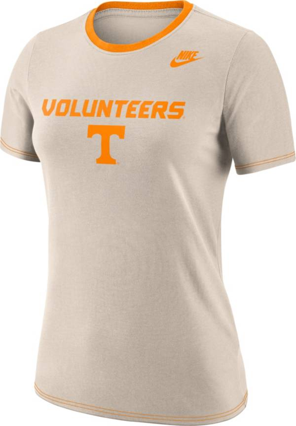 Nike Women's Tennessee Volunteers Oatmeal Dry Crew Neck T-Shirt product image