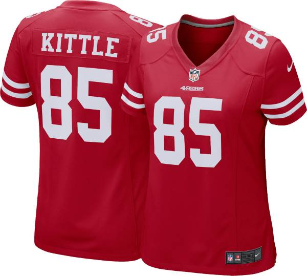 Nike Women's Home Game Jersey San Francisco 49ers George Kittle #85 product image