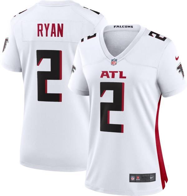 Nike Women's Atlanta Falcons Matt Ryan #2 White Game Jersey product image