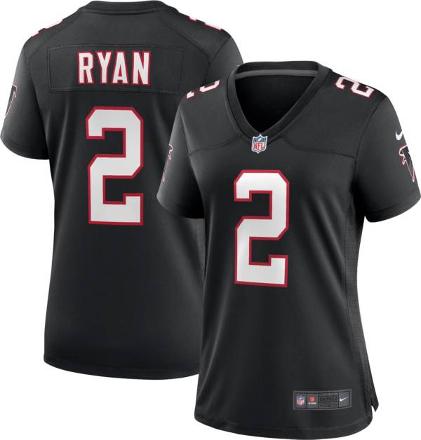 Nike Women's Atlanta Falcons Matt Ryan #2 Black Game Jersey product image