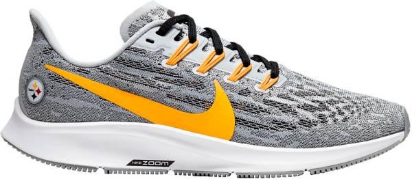 Nike Women's Pittsburgh Steelers Air Zoom Pegasus 36 Running Shoes product image