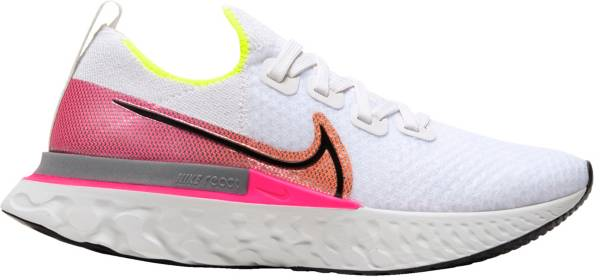 Centro comercial Ataque de nervios Párrafo  Nike Women's React Infinity Run Flyknit Running Shoes | DICK'S Sporting  Goods