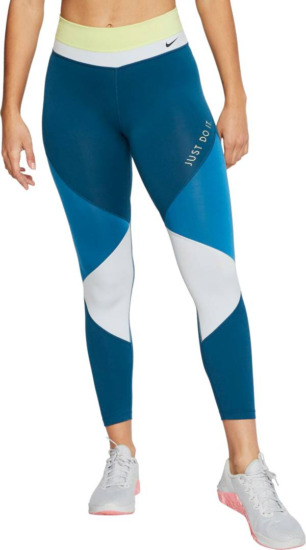 Nike One Women's Colorblock 7/8 Tights product image