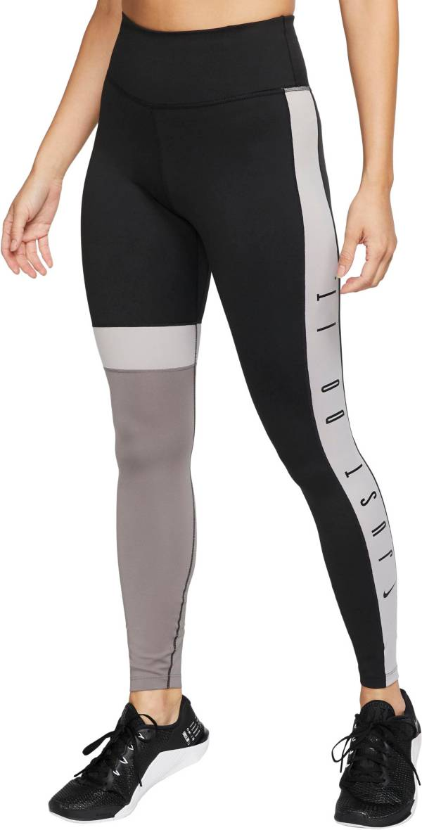 Nike One Women's 7/8 Colorblock Tights product image