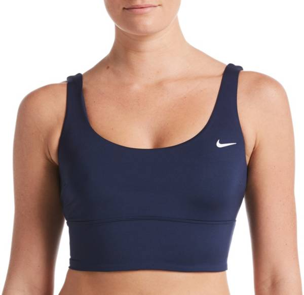 Nike Women's Essential Scoop Neck Midkini Top product image