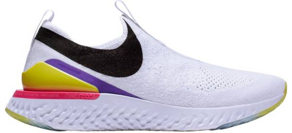 Nike Women's Epic Phantom React Flyknit Running Shoes product image