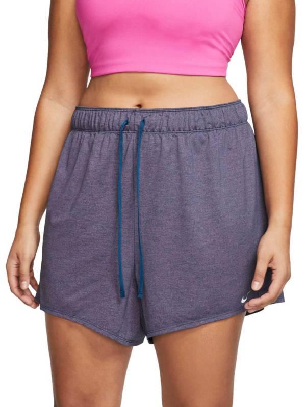 Nike Women's Plus Size Dri-FIT Attack Training Shorts product image