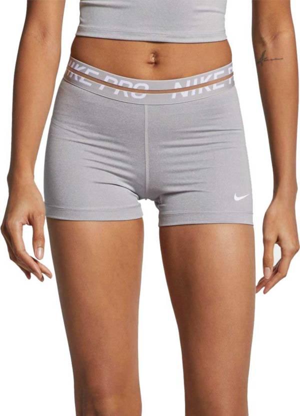 """Women's Nike Pro Heatherized 3"""" Shorts product image"""