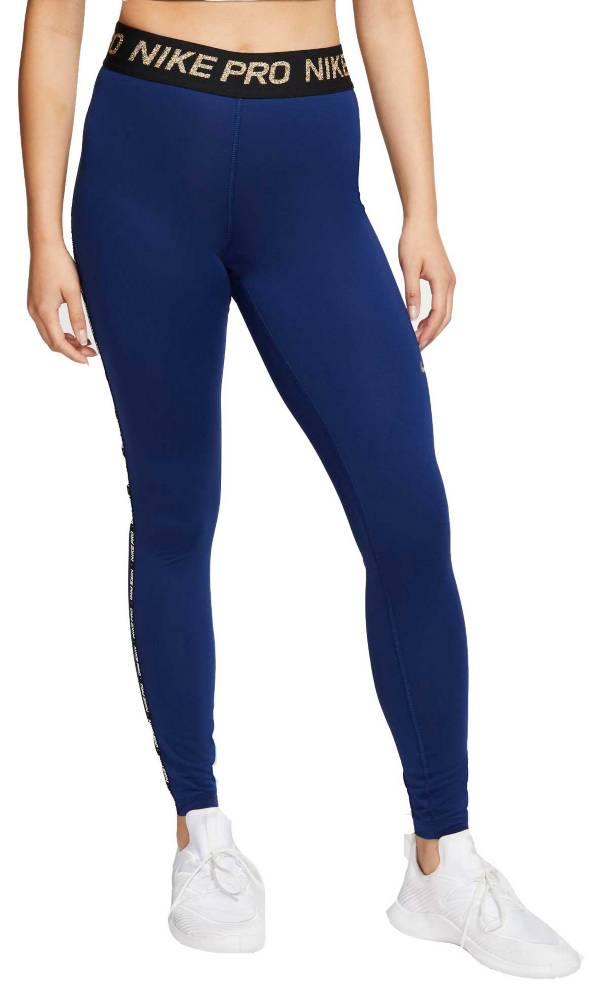 Nike Women's Metallic Taping Tights product image