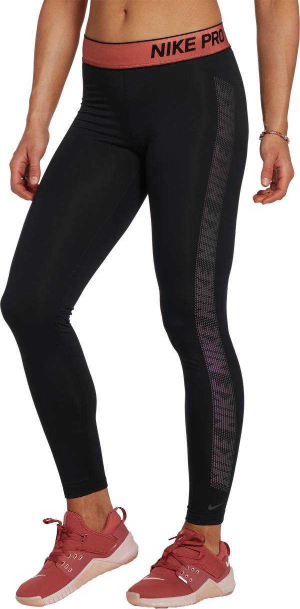Nike Women's Pro Warm Nerieds Tights product image