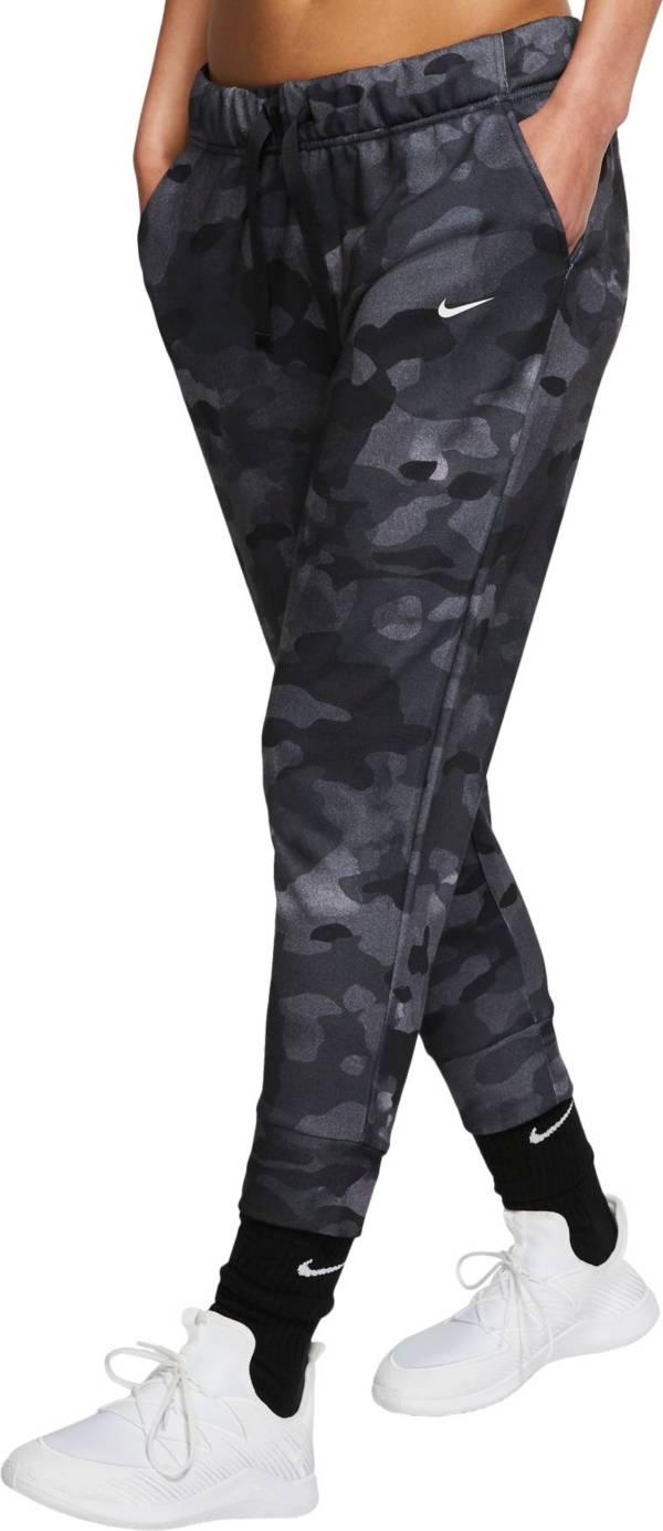 Nike Women's Dri-FIT Rebel Fleece 7/8 Training Pants product image