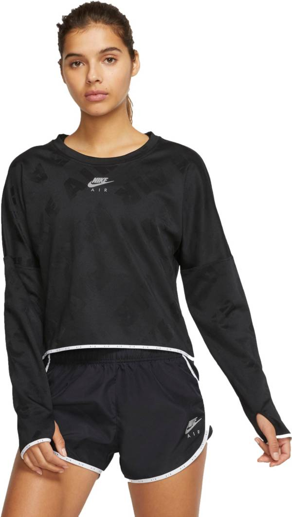 Nike Women's Air Cropped Long Sleeve Shirt product image