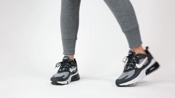 Wide Variety Discontinued Nike Air Max 270 Trainer Svart  Black