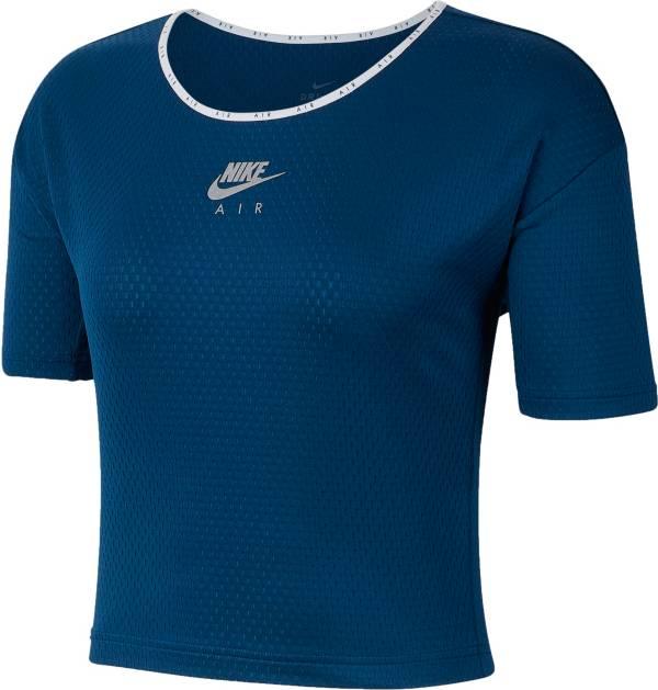 Nike Women's Air Short Sleeve Running Crop Top product image