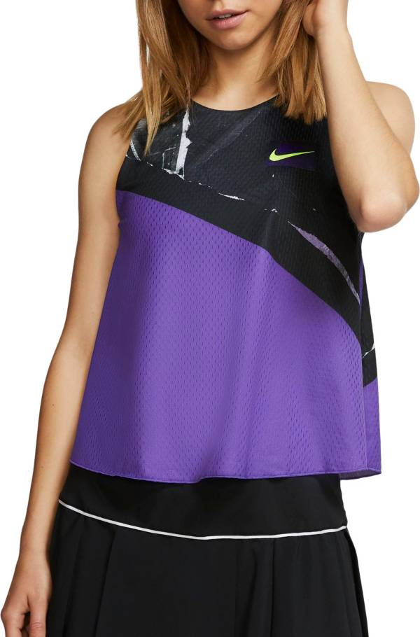 Nike Women's Court 2-in-1 Tennis Tank Top product image