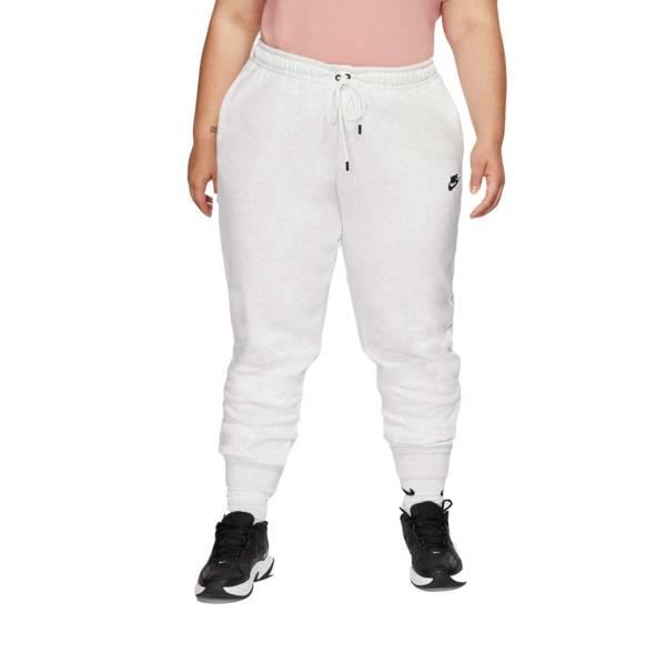 Nike Women's Plus Size Sportswear Essential Fleece Pants product image