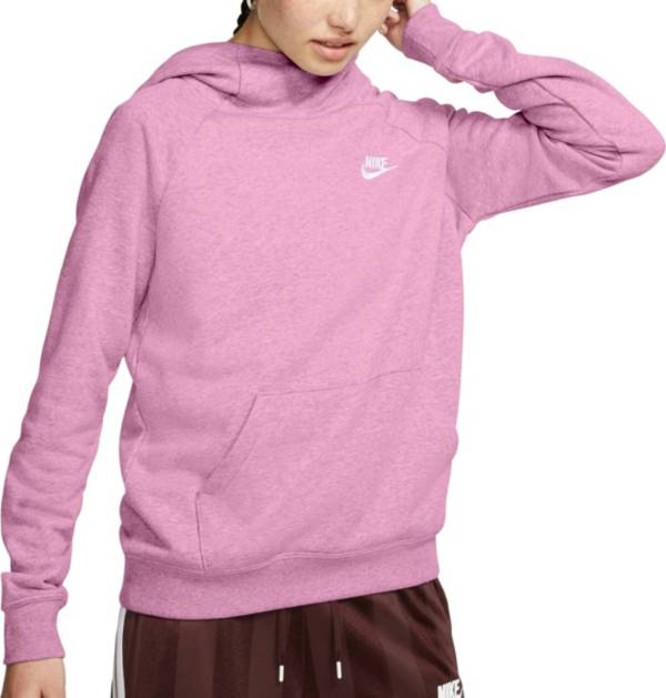 Nike Women's Sportswear Essential Funnel Neck Fleece Hoodie product image