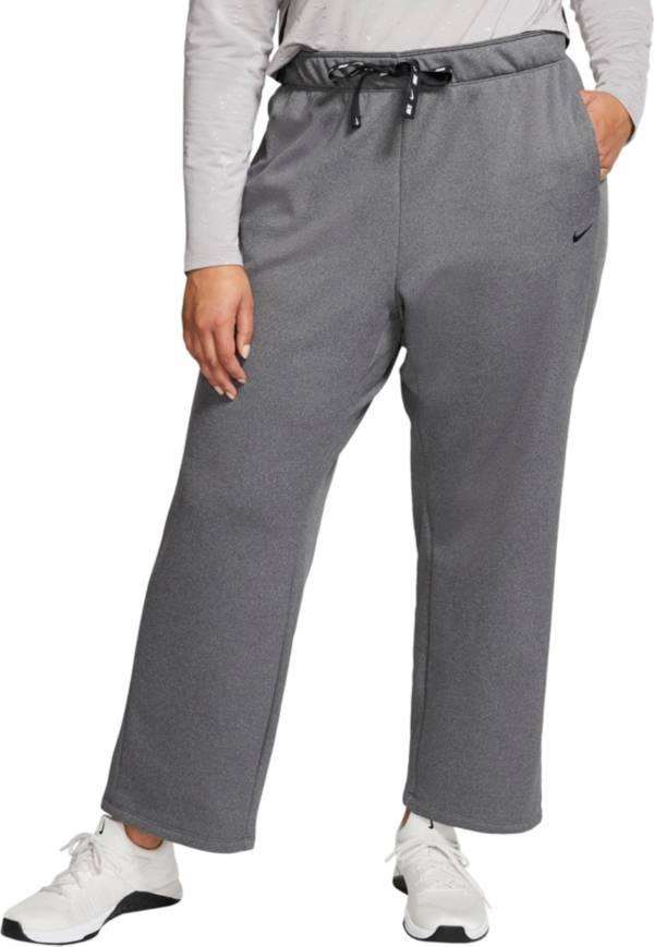 Nike Women's Plus Size Fleece Therma Training Pants product image