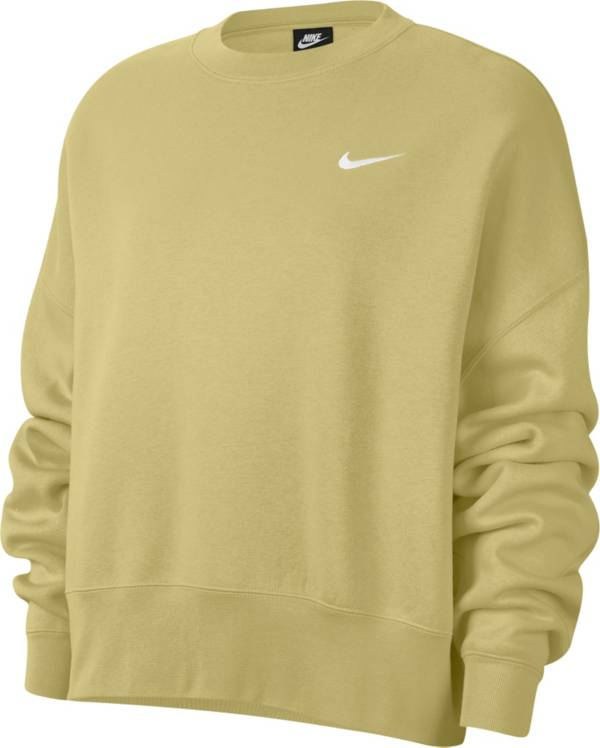 Nike Sportswear Women's Essentials Fleece Cropped Crew product image