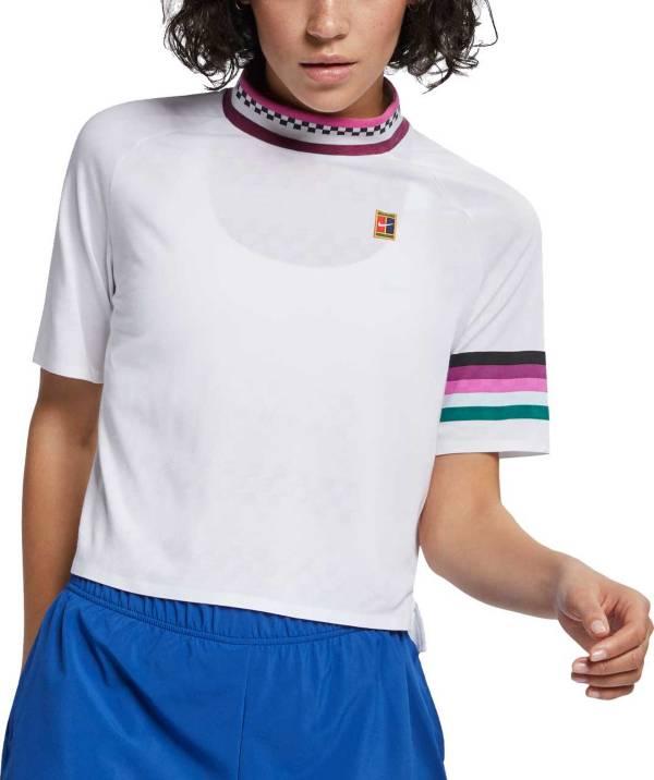 Nike Women's NikeCourt Dri-FIT Breathe Slam Tennis Shirt product image