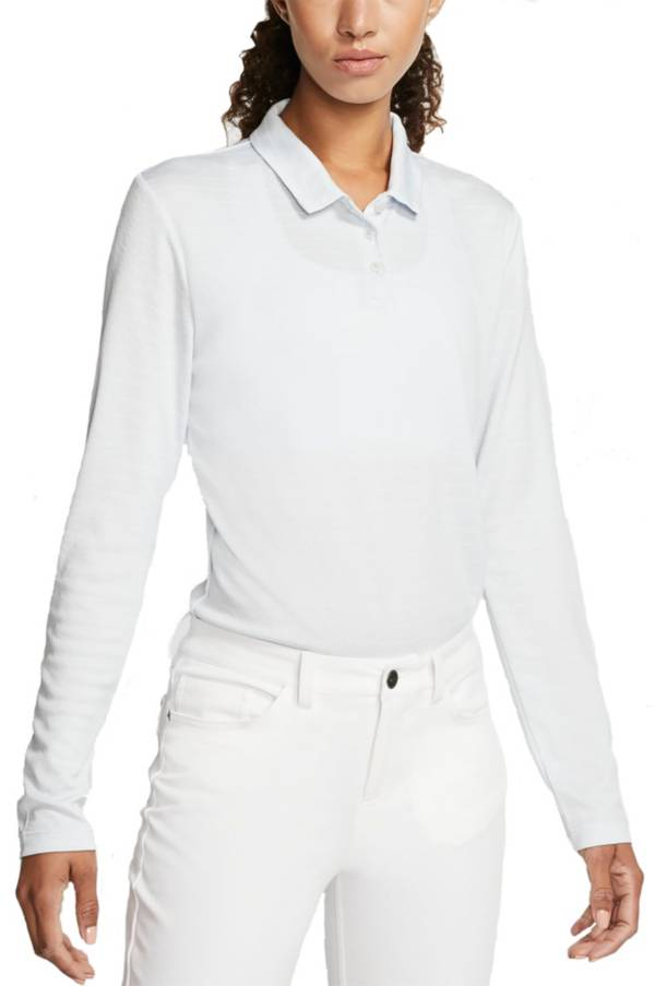 Nike Women's Dri-FIT Long Sleeve Golf Polo product image