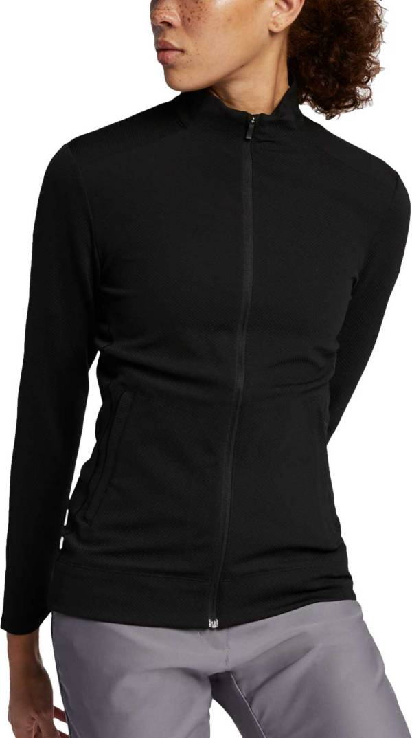 Nike Women's Dri-FIT Full-Zip Golf Jacket product image