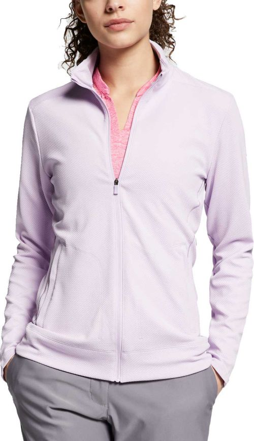 304554bd Nike Women's Dri-FIT Full-Zip Golf Jacket. noImageFound. Previous