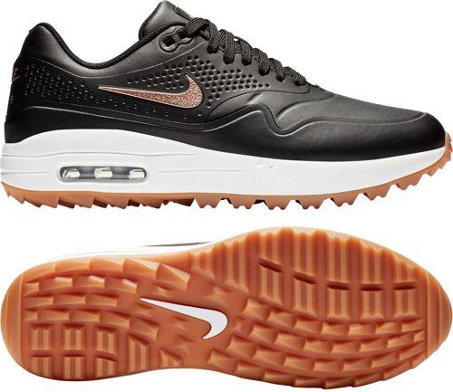 big sale 9100d 58008 Nike Women s Air Max 1 G Golf Shoes. noImageFound. Previous
