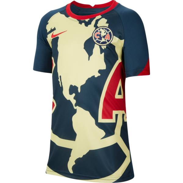 Nike Youth Club America Prematch Jersey product image
