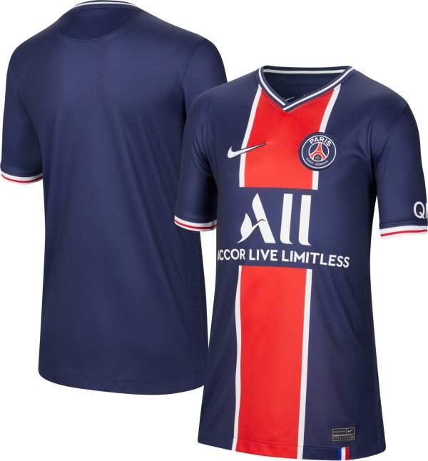 Nike Youth Paris Saint-Germain '20 Breathe Stadium Home Replica Jersey product image