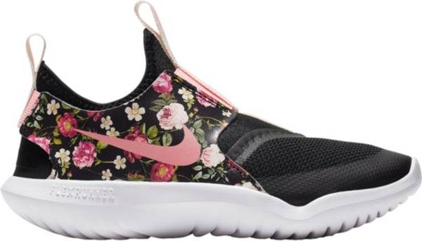 Nike Kids' Preschool Flex Runner Vintage Floral Running Shoes product image
