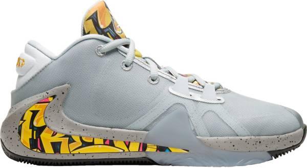 Nike Kids' Grade School Zoom Freak 1 Basketball Shoes product image