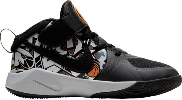 Nike Kids' Preschool Team Hustle D 9 Basketball Shoes product image