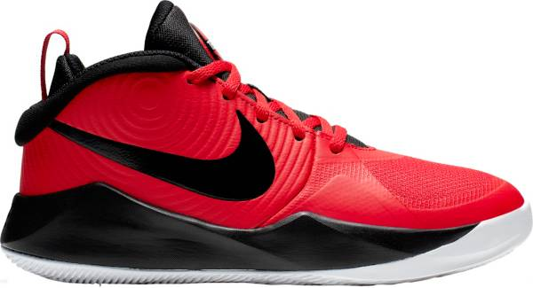 Nike Kids' Grade School Team Hustle D 9 Basketball Shoes product image
