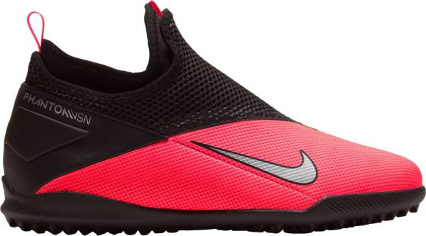 Nike Kids' Phantom Vision 2 Academy Dynamic Fit Turf Soccer Cleats product image