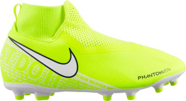 Nike Kids' Phantom Vision Academy Dynamic Fit FG Soccer Cleats product image