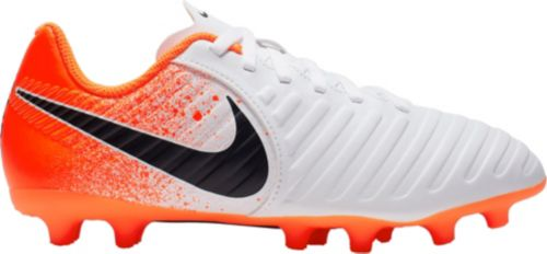 dc6a56861 Nike Kids  Tiempo Legend 7 Club FG Soccer Cleats. noImageFound. Previous. 1