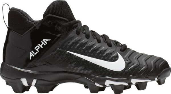 Nike Kids' Alpha Menace Shark 2 Mid Football Cleats product image