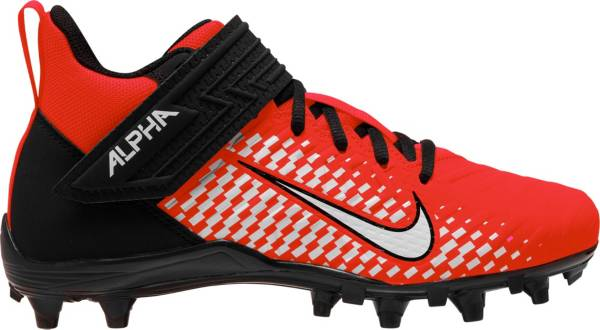 Nike Kids' Alpha Menace Varsity 2 Mid Football Cleats product image