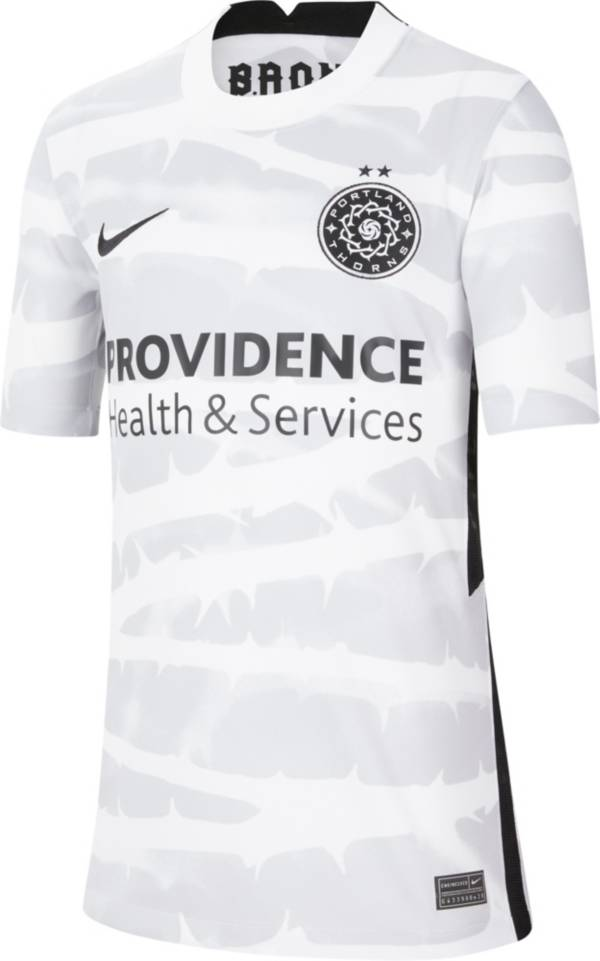 Nike Youth Portland Thorns FC '20 Breathe Stadium Away Jersey product image