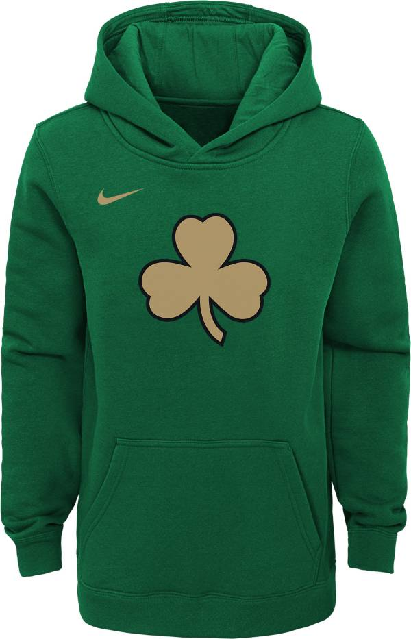 Nike Youth Boston Celtics Dri-FIT City Edition Pullover Hoodie product image