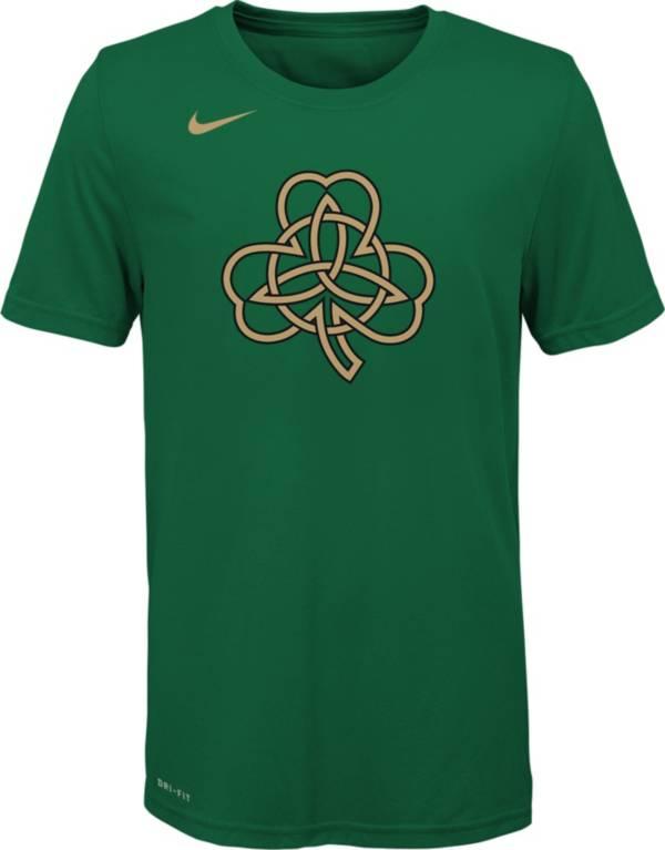 Nike Youth Boston Celtics Dri-FIT City Edition T-Shirt product image
