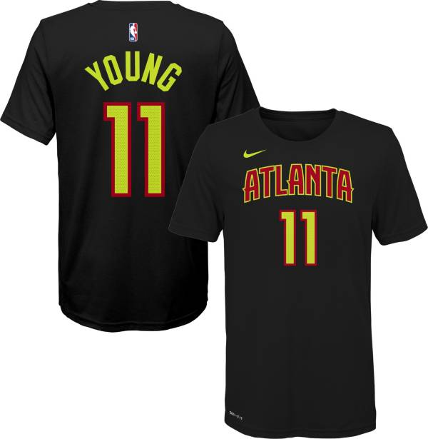 Nike Youth Atlanta Hawks Trae Young Dri-FIT City Edition T-Shirt product image