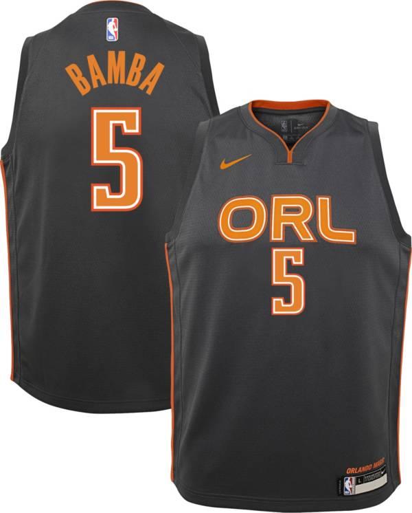 Nike Youth Orlando Magic Mohamed Bamba Dri-FIT City Edition Swingman Jersey product image
