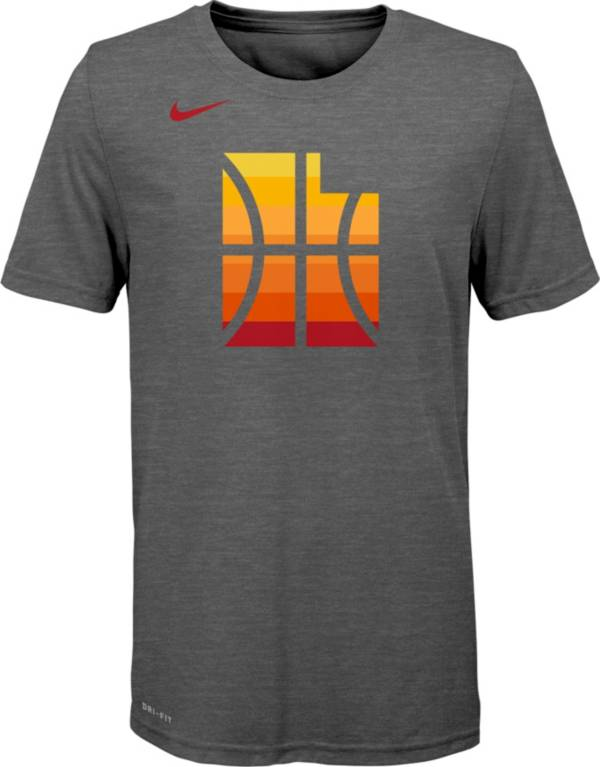Nike Youth Utah Jazz Dri-FIT City Edition T-Shirt product image