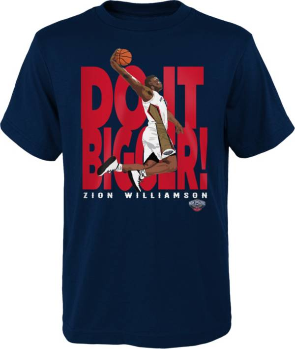 NBA Youth New Orleans Pelicans Zion Williamson T-Shirt product image